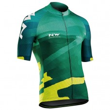 2018 Northwave Blade 3 Green Cycling Jersey