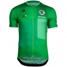 2018 Tour De France Points Classification Green Cycling Jersey