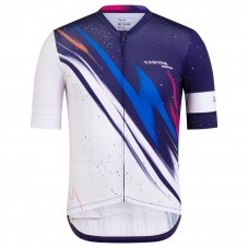 2020 Canyon Team Blue-White Cycling Jersey