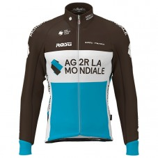 2020 Team AG2R Long Sleeve Cycling Jersey