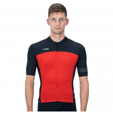 2020 Cube Black-Red Cycling Jersey