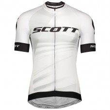 2020 Scott RC Team White Cycling Jersey