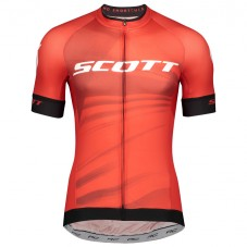 2020 Scott RC Team Red Cycling Jersey