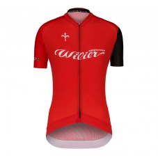 2020 Wilier Team Red Women Cycling Jersey