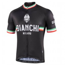 2021 Bianchi Milano Isalle Black Cycling Jersey