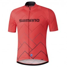 2021 Shimano Team Red Cycling Jersey