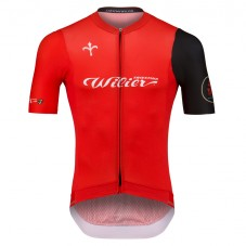 2021 Wilier Club Red Cycling Jersey