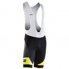 2017 Northwave Blade 1.0 Black-Green Cycling Bib Shorts