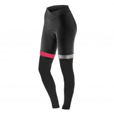 2017 Liv Accelerate Women's Black-Pink Cycling Pants