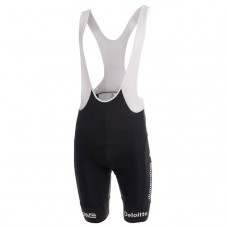 2018 Dimension Data White Cycling Bib Shorts