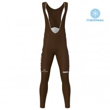 2020 Team AG2R Thermal Cycling Bib Pants