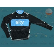 Sky Thermal Cycling Long Sleeve Jersey