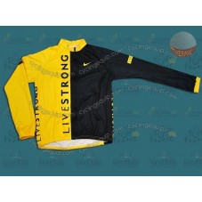 LiveStrong Thermal Cycling Long Sleeve Jersey