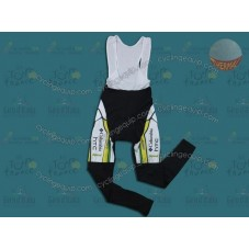 HTC Columbia 2009 Thermal Cycling Bib Pants