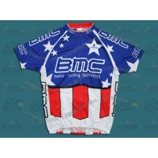 BMC Blue Cycling Jersey