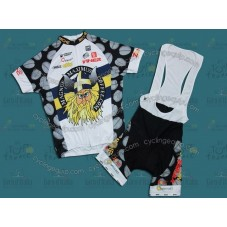 Magnus Maximus Coffee Cycling Jersey And Bib Shorts Set