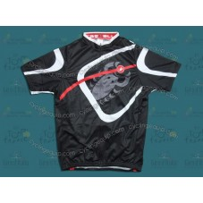 Castelli 2011 Black Cycling Jersey