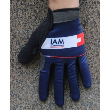 2015 IAM Blue Thermal Cycling Gloves